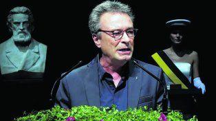 Oscar martínez. El actor es el protagonista del filme argentino.