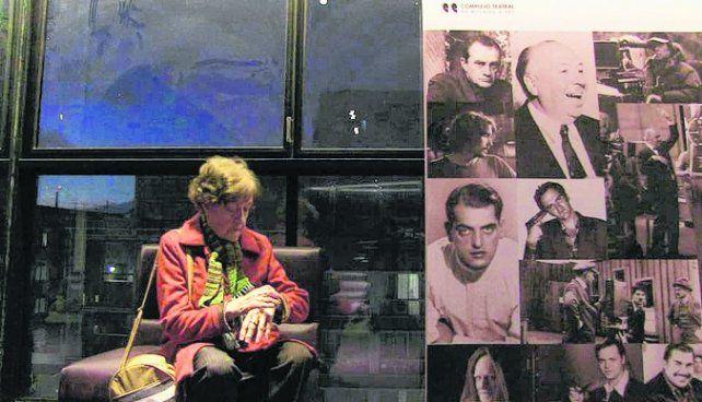 Jubiladas en el cine. Una imagen del documental de María Alvarez.
