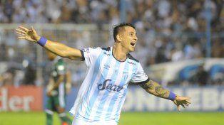 Confirmado. Zampedri jugará en Central tras su exitoso paso por Atlético Tucumán.