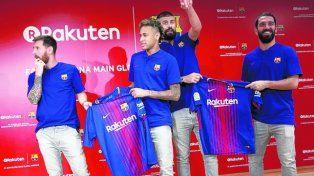 Lionel Messi quiere ganar todo lo que juguemos con el Barcelona