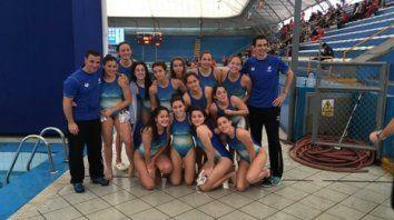 Las Tiburonas. Las mujeres tuvieron un desempeño inolvidable y terminaron cuartas en el Panamericano Juvenil que se desarrolló en Lima, Perú.