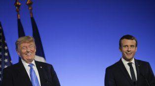 otra onda. Los dos nuevos presidentes mejoraron su feeling. En mayo no habían tenido un buen encuentro.