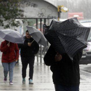 alerta por vientos intensos con rafagas para el sur de la provincia de santa fe