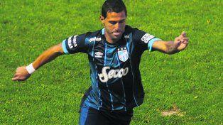 Deseo cumplido. El zaguero de Atlético Tucumán quería jugar en Newells.
