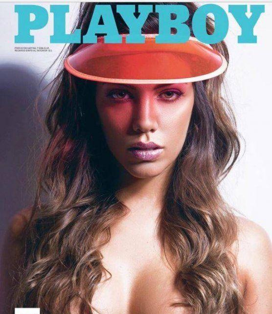 Rocío Robles y una producción de fotos impactante para la revista Playboy