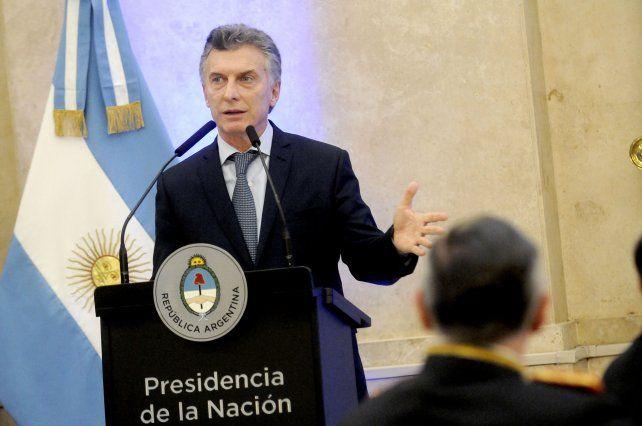 Macri habló esta mañana en un programa de radio y atacó a la procuradora.