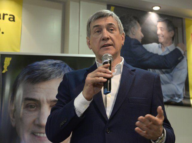 El concejal Jorge Boasso.