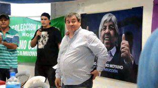 Marcelo PipiAndrada, secretario general del sindicato de recolectores de residuos de Rosario.