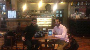 Novedades. En el bar El Cairo ahora se puede pagar la cuenta con Bitcoin.