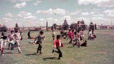 Son tierras que los socios de la mutual usaban como Centro Recreativo, Cultural, Social y Deportivo.