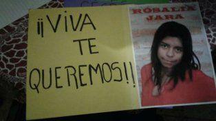 Buscada. Rosalía Jara desapareció en Fortín Olmos