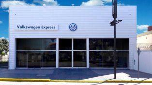 Reutemann presenta Volkswagen Expres, para atender vehículos fuera de garantía