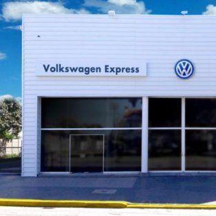 reutemann presenta volkswagen expres, para atender vehiculos fuera de garantia