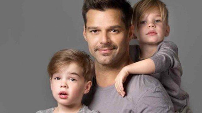 Esta hermosa mujer sería la mamá de los hijos de Ricky Martin