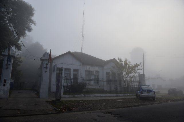 Imagen de la comisaría 11ª.