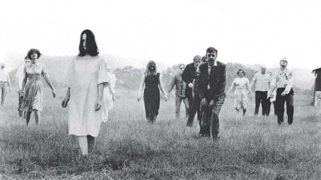 El Filme icónico. La noche de los muertos vivientes