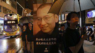 Homenaje. Solo en Hong Kong se lo pudo recordar públicamente.
