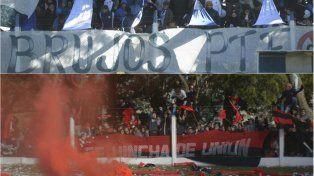 Color y pasión de un día inolvidable en el clásico entre Sportivo y Unión