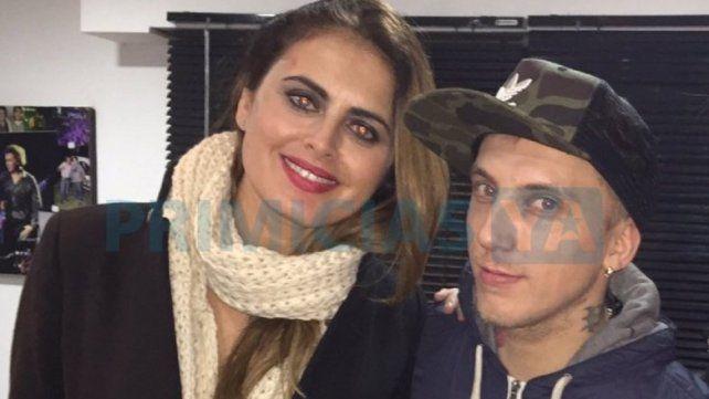 Silvina Luna y el Polaco fueron juntos a un boliche y surgieron rumores de reconciliación