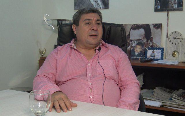 Pipi Andrada se puso a disposición de la Justicia tras ser denunciado de amenazas y agresión