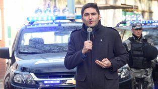 Pullaro destacó el accionar del policía que enfrentó a un delincuente y lo mató
