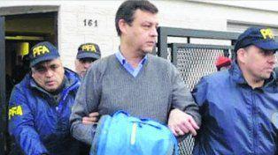 río gallegos. El contador fue detenido en su estudio santacruceño.