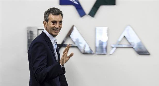 Randazzo visitó la sede porteña de la Daia.