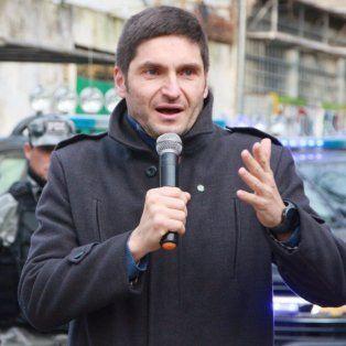 pullaro confirmo que el policia asesinado estaba en el sistema de proteccion de testigos