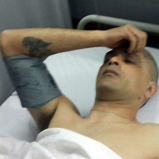 El policía estuvo internado en una oportunidad al ser baleado en la capital provincial.