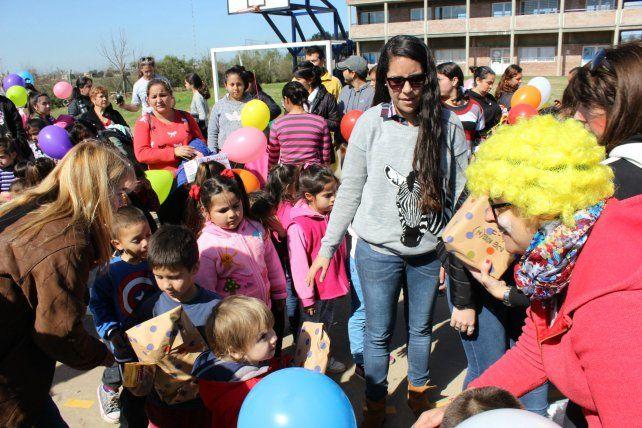 Organizaciones juntan  juguetes para el Día del Niño
