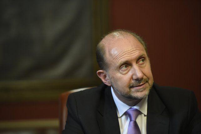 Perotti llamó a eliminar las asimetrías entre aquellas regiones de la provincia que todavía están muy postergadas.