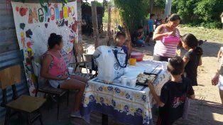 Una cocinera de Fray Luis Beltrán evitó que 60 chicos de un comedor se intoxicaran