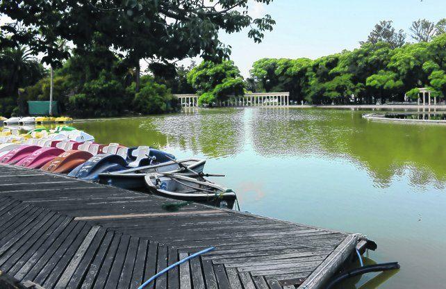 atractivo. El Laguito es una de las principales atracciones dentro del parque Independencia.