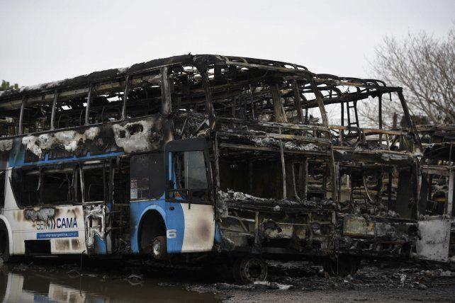La fiscal que investiga el incendio de Monticas descartó que se hayan contaminado pruebas