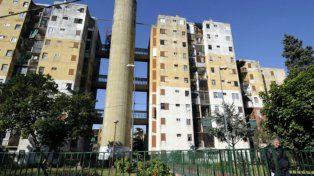 El complejo donde una madre y sus cuatro hijas se intoxicaron con monóxido de carbono.