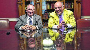 Los presidentes. Raúl Broglia