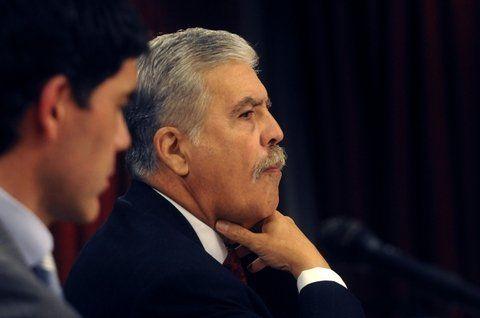 perfil. Julio De Vido enfrenta una ofensiva política en el marco de una campaña electoral tensionante.