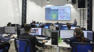 El centro de información estará coordinado con el servicio del 911.