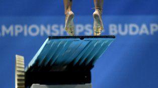 Mundial de Natación Budapest 2017