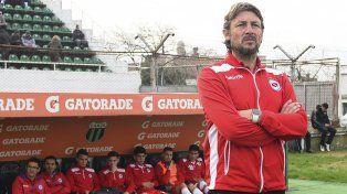 Gabriel Heinze decidió dejar de ser el entrenador de Argentinos Juniors