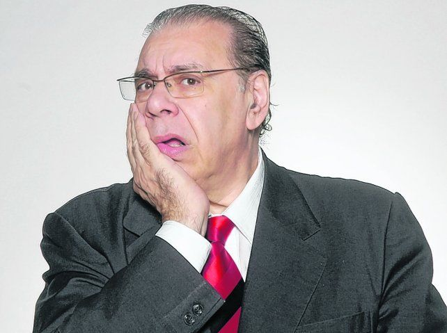 A las urnas. Pinti votó en blanco en las últimas elecciones y dijo que le tiene pánico al caos electoral actual.