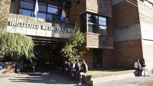 El cuerpo de la víctima fue derivado al Instituto Médico Legal.