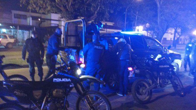 El procedimiento se realizó en barrio San Lorenzo de la capital provincial.