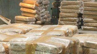 Hallan 145 kilos de cocaína en dos operativos realizados en Salta