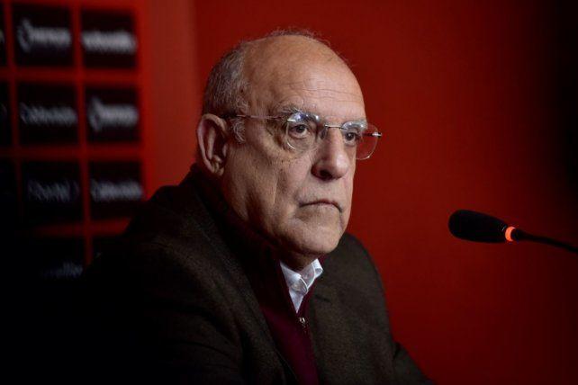 Qué decía Eduardo Bermúdez cuatro meses atrás sobre Maxi, Scocco y Formica