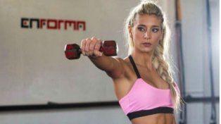 Sol Pérez tuvo que salir a dar explicaciones sobre sus videos sobre fitness