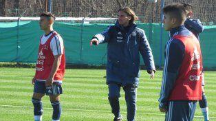 Oficial. El rosarino Beccacece fue confirmado como nuevo DT del Sub 20 de Argentina.