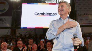 Macri habló esta tarde en un acto en la Federación Mendocina de Box.