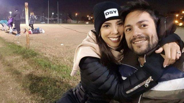 Maypi Delgado, de novia con un ex futbolista de Vélez: Proyectamos muchas cosas juntos