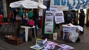 La Multisectorial contra el Tarifazo